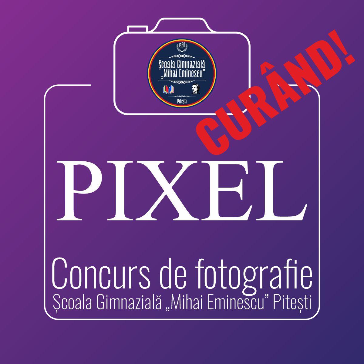 logo pixel SOON