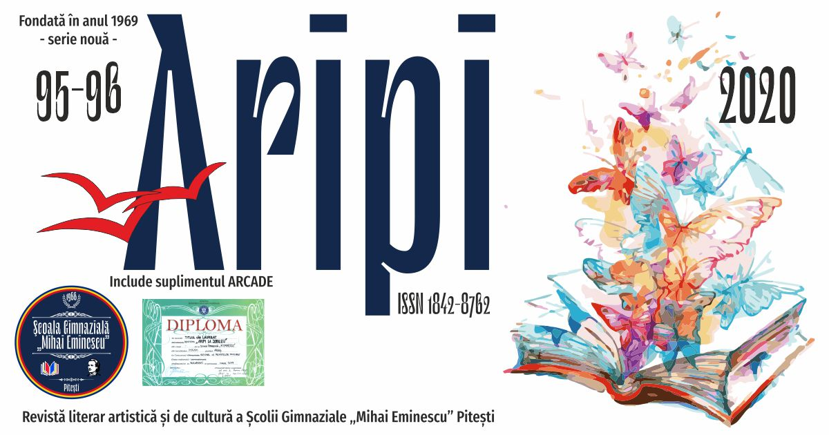 Coperta ARIPI 95-96 -FB