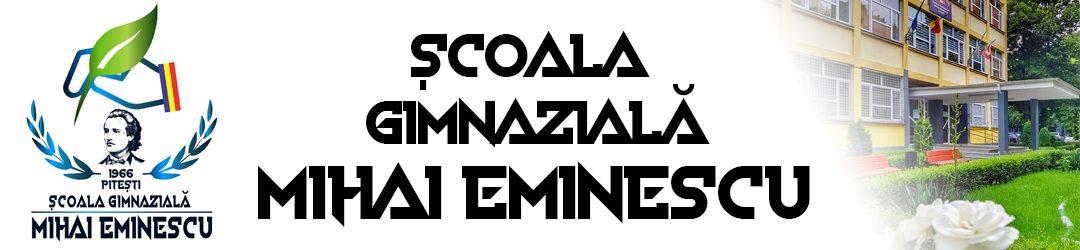 Școala Gimnazială Mihai Eminescu Pitești